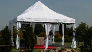 wynajem namiotów weselnych warszawa